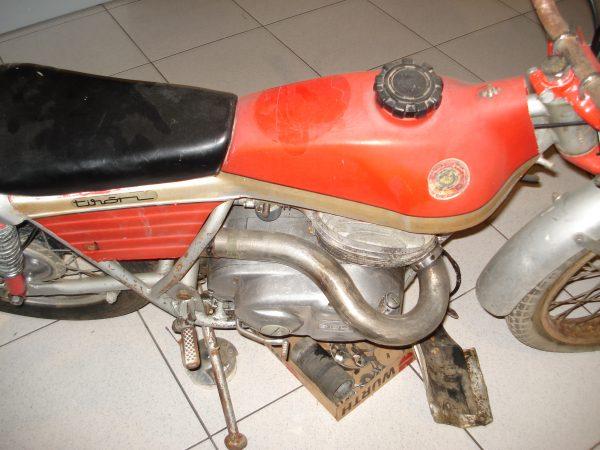 Bultaco Tiron Clàssica Juvenil