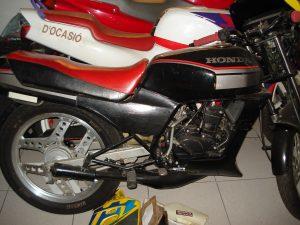 Honda Hurricane 75cc